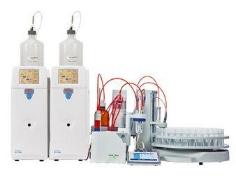 METTLER TOLEDO and Thermo Fisher Scientific Introduce Combined Titration and Ion Chromatography