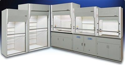 HEMCO offers the most complete line of Laboratory Fume Hoods