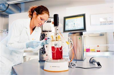 UniVessel® SU: Sartorius Stedim Biotech develops next generation of its successful single-use laboratory bioreactor