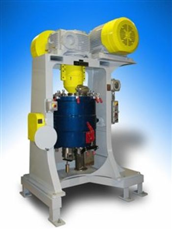 Union Process Manufactures SD30 Attritor for Reactive Milling