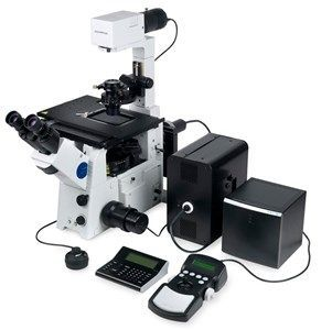 High Performance Control System for Microscope Automation