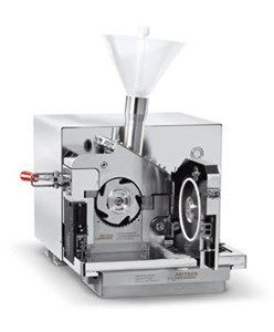 Universal Cutting Mill PULVERISETTE 19 – now available completely in stainless steel!