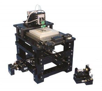 Versatile, high precision near field scanning optical microscope