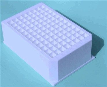 Robust Microplate for Genomics Sample Preparation