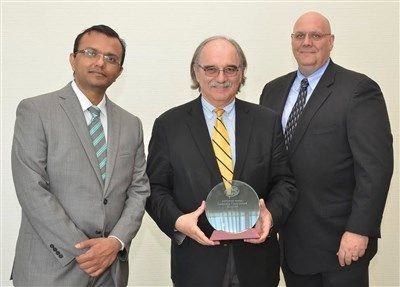 Metrohm USA Receives The Electrochemical Society Leadership Circle Award