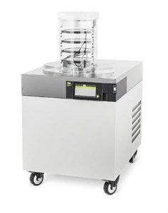 BUCHI launches the first lab freeze dryer for continuous sublimation