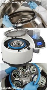 Single System Replaces Multiple Rotary Evaporators