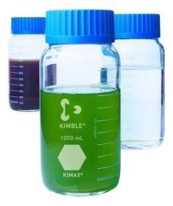 DWK Life Sciences introduces KIMBLE® GLS 80® Media Bottle with Multiport Closure System