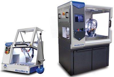 Buehler Debuts AbrasiMet XL Pro™ and AbrasiMet M