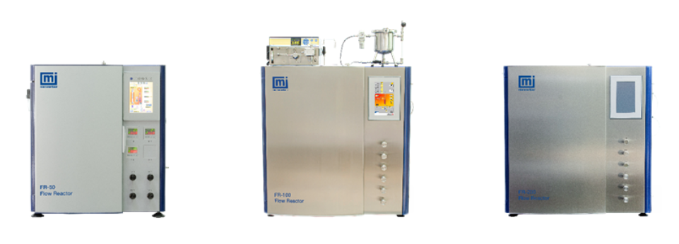 Fully Automated and Controlled Catalyst Screening Units for the Laboratory