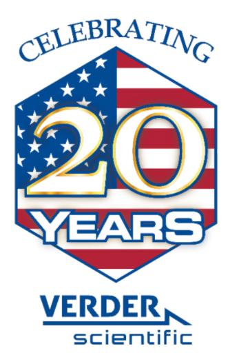 Verder Scientific Celebrates 20th Anniversary in the USA