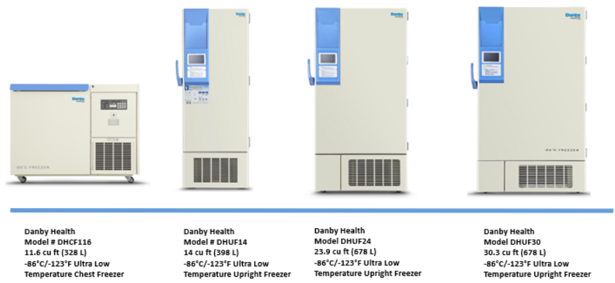 Danby Appliances Gearing Up to Produce Freezers to Store Future COVID-19 Vaccines for The United States and Canada