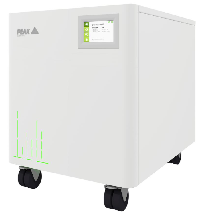 Peak Scientific unveils new cost-efficient nitrogen gas solution for  Shimadzu high-flow LC-MS/MS systems