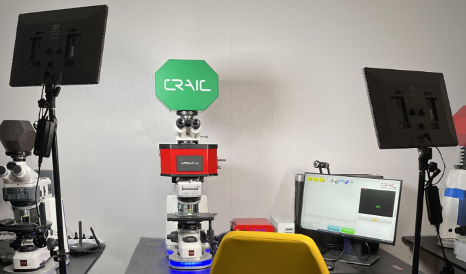 CRAIC Technologies Establishes a New Microspectroscopy Applications and Demonstration Laboratory Complete With Broadband Web Conferencing