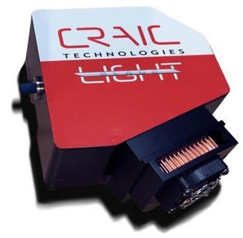 Lightblades: A New Spectrophotometer Concept from CRAIC Technologies