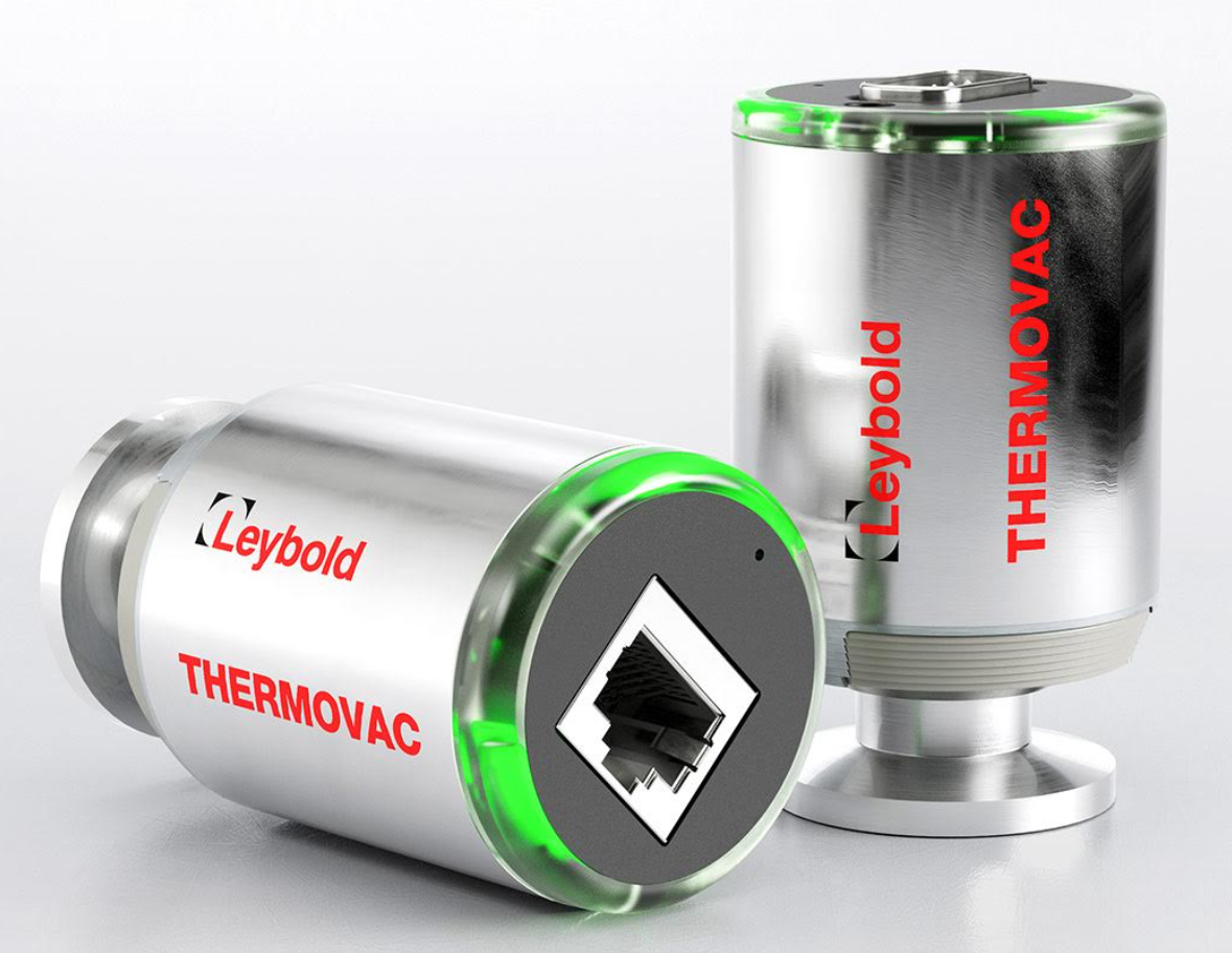 Leybold releases a series of robust and compact filament pirani gauges:  The THERMOVAC TTR-RN series brings with it increased process efficiency and reliability