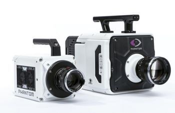 Vision Research Launches Phantom T3610 and TMX 5010 Ultrahigh-Speed Cameras With Back Side Illumination