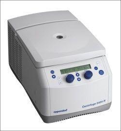 Eppendorf announces new Refrigerated Centrifuge 5424 R