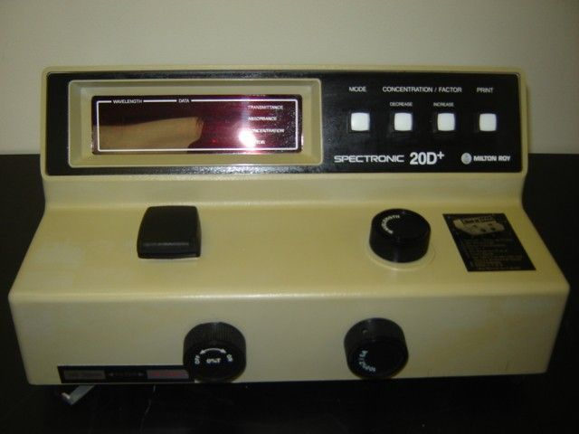 Milton Roy - Spectronic 20D+