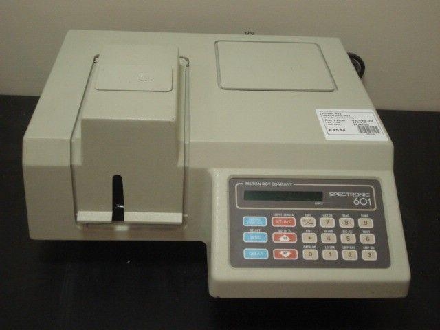 Milton Roy - Spectronic 501/601