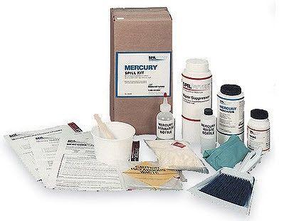 MERCSORB - Mercury Spill Kit