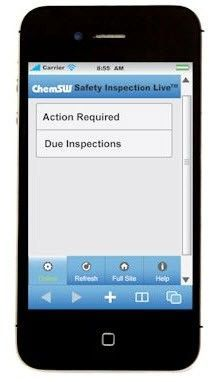 ChemSW Safety Inspection Live™