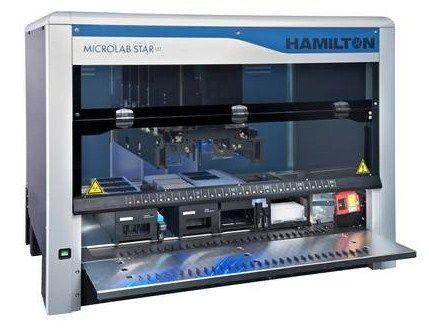 Hamilton Robotics - PCR setup STARlet