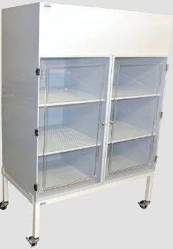 Cleatech - Laminar Flow Storage Cabinets, Cleanroom Cabinets