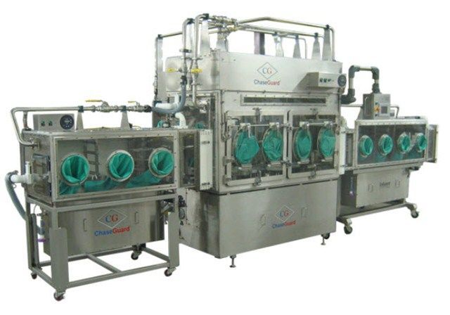 Schaefer Technologies Inc. - Sterile Liquid Filling