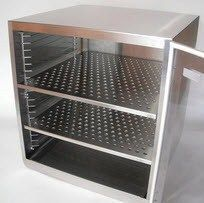 Cleatech - 1600 Series Stainless Steel Desiccator