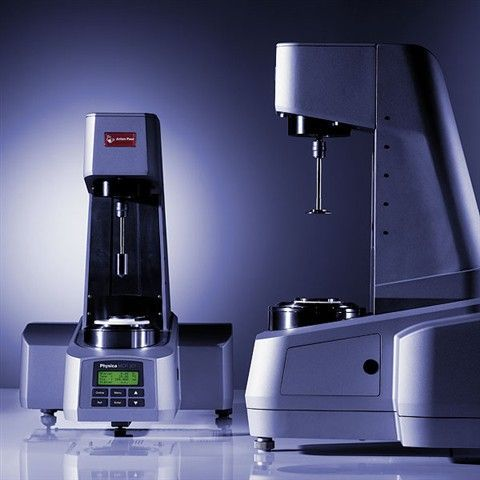 Anton Paar - Physica MCR Rheometer