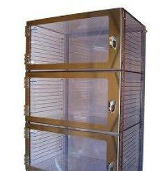 Cleatech - Wafer Storage Desiccator Cabinets