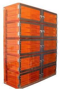 Cleatech - Drawer/ Tote Box Storage Desiccator Cabinets