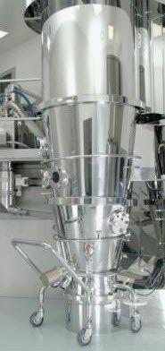 GEA Pharma Systems - Fluid Bed Dryer