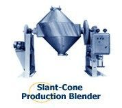 Gemco - Slant Cone Production Blender