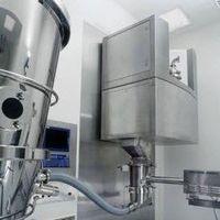 GEA Pharma Systems - Collette High Shear Mixer Granulators