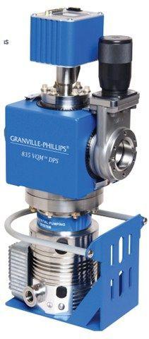 Brooks - 835 VQM Differential Pump System