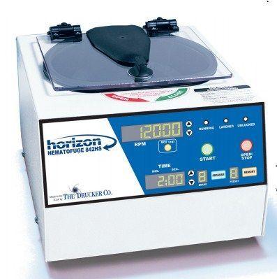 The Drucker Company - 842 HS Hematocrit Centrifuge