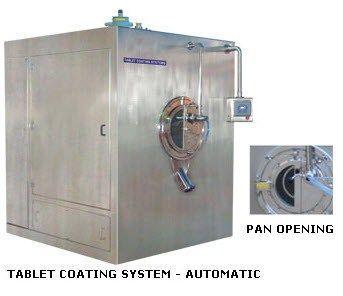 Dynamic Engitech Pvt. Ltd - Tablet Coating System