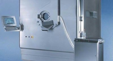 Bosch Packaging Technology - Premier Coater 500