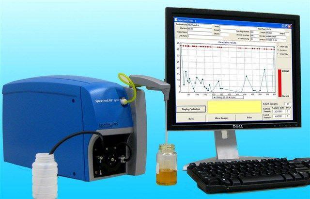 Spectro Inc - SpectroLNF Q200