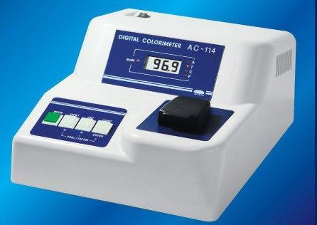 Optima - DIGITAL COLORIMETER Model AC 114