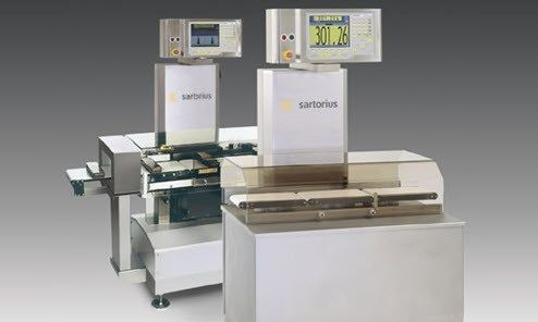 Sartorius Group - EWK 2000 PLUS