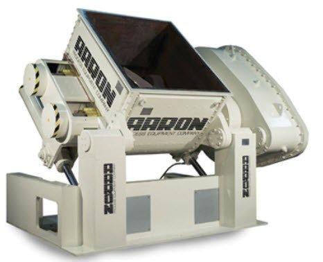 Aaron Process Equipment - WCG Series