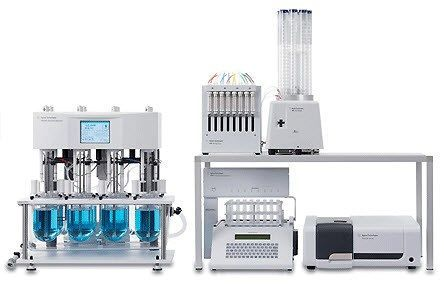 Agilent Technologies - Cary 60 Multicell UV Dissolution System