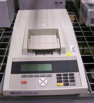 Applied Biosystems - GeneAmp PRC System 2400