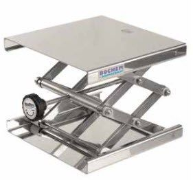 BrandTech Scientific - Bochem Stainless Steel Support Jacks