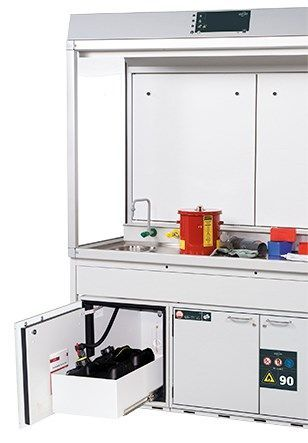 S.C.A.T. Europe - Safety storage cabinets