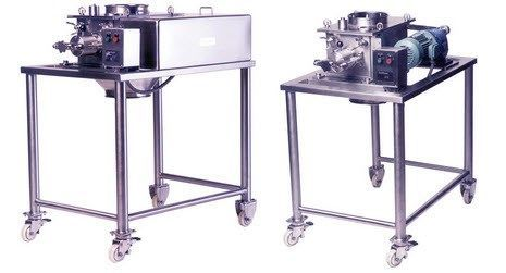 CapPlus Technologies - G250 Granulator/Oscillator