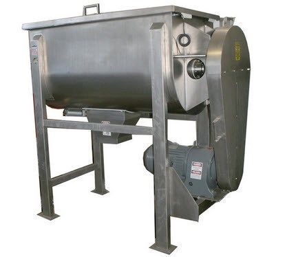 CapPlus Technologies - AIM 25CF Double Ribbon Blender